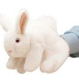 Folkmanis Folkmanis 2048 White Bunny Rabbit Puppet