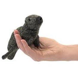 Folkmanis Folkmanis Mini Harbor Seal Finger Puppet 2774