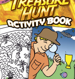 Dover Dover Mini Treasure Hunt Activity Book