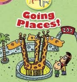 Dover Dover Mini AddUps: Going Places Activity Book