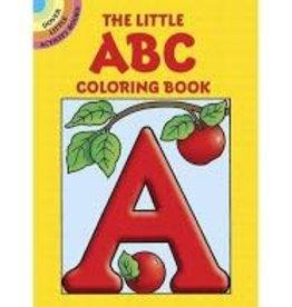 Dover Dover Mini The Little ABC Coloring Book