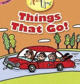 Dover Dover Mini AddUps: Things that Go! Activity Book