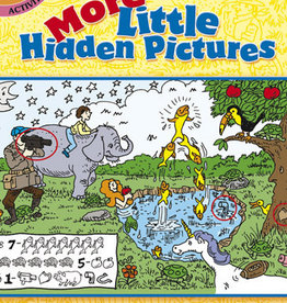 Dover Dover Mini More Little Hidden Pictures Activity Book