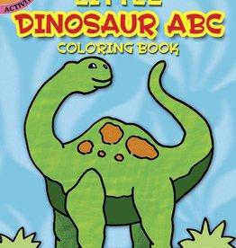 Dover Dover Mini Little Activity Little Dinosaur ABC Coloring Book