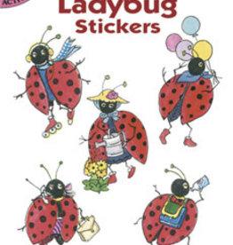 Dover Dover Mini Lucky Ladybug Stickers
