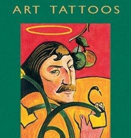 Dover Dover Mini Gauguin Fine Art Tattoos
