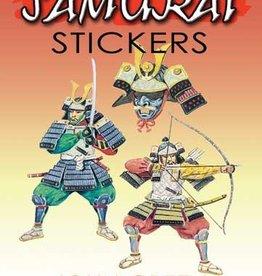 Dover Dover Mini Samurai Stickers Book