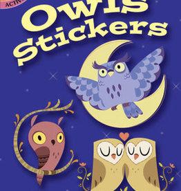 Dover Dover Mini Owl Stickers