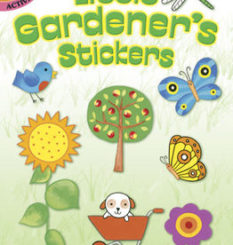 Dover Dover Mini Stickers Little Gardener's Stickers