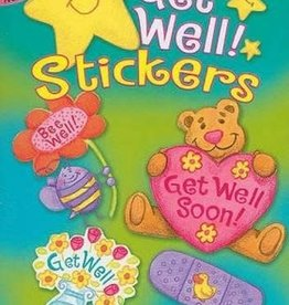 Dover Dover Mini Get Well Stickers