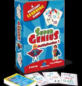 Blue Orange Blue Orange Super Genius Multiplication 1 Game