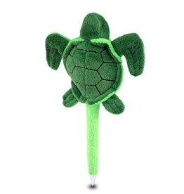Puzzled Inc. Cota Plush Pen-Sea Turtle (Single Item)