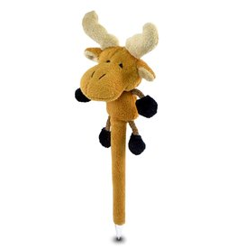 Puzzled Inc. Cota Plush Pen-Moose (Single Item)