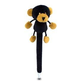 Puzzled Inc. Cota Plush Pen-Black Bear (Single Item)