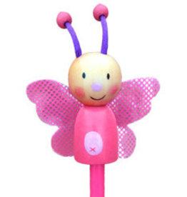 Fiesta Crafts Babalu Butterfly Top Pencil