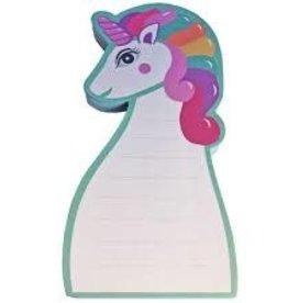 STREAMLINE Streamline Unicorn Notepad-Green