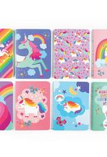 Ooly Ooly Pocket Pal Journal-Unique Unicorns-BLUE CLOUD