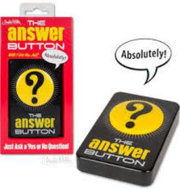 Archie McPhee Wholesale Accoutrements The Answer Button