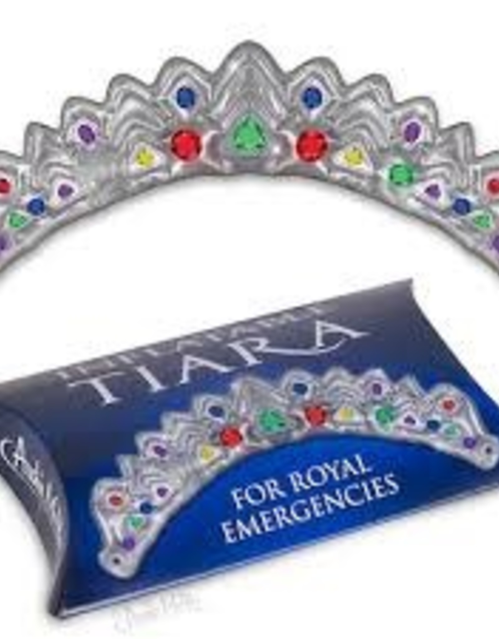 Archie McPhee Wholesale Accoutrements Emergency Inflatable Tiara
