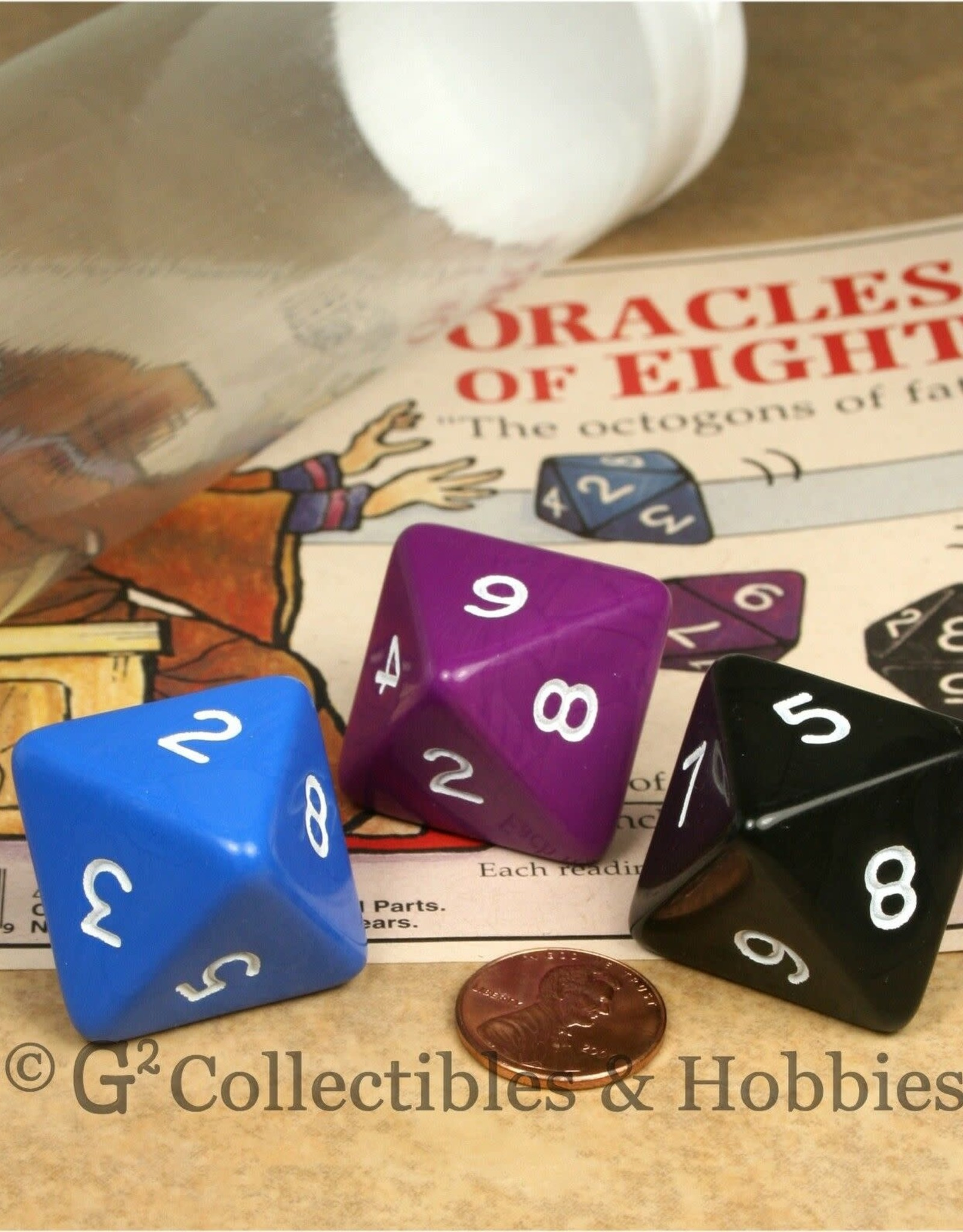 Koplow Dice Koplow ORACLES OF 8 READINGS Dice Game
