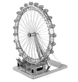 Fascinations Fascinations Metal Earth Iconx London Eye Ferris Wheel Steel Model Kit
