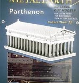 Fascinations Fascinations Metal Earth Parthenon Steel Model Kit