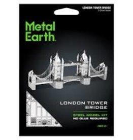 Fascinations Fascinations Metal Earth London Tower Bridge Steel Model Kit