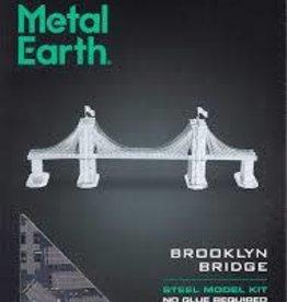 Fascinations Fascinations Metal Earth Brooklyn Bridge Steel Model Kit