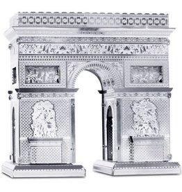Fascinations Fascinations Metal Earth Arc de Triomphe Steel Model Kit