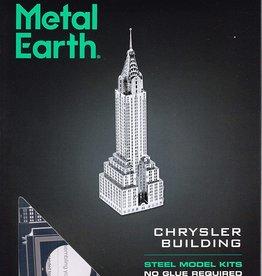 Fascinations Fascinations Chrysler Building Steel Model Kit