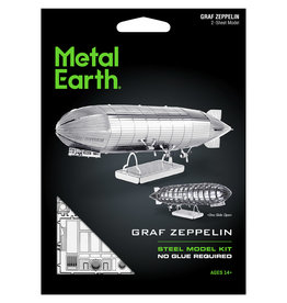 Fascinations Fascinations Metal Earth Graf Zeppelin Steel Model Kit