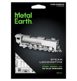Fascinations Fascinations Metal Earth Steam Locomotive Steel Model Kit