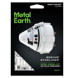 Fascinations Fascinations Metal Earth CST-100 Boeing Starliner Steel Model Kit