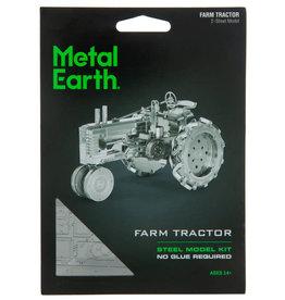 Fascinations Fascinations Metal Earth Farm Tractor Steel Model Kit