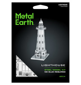 Fascinations Fascinations Metal Earth Lighthouse Steel Model Kit