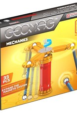 Geomag Geomag Mechanics 33 pc Magnetic Building Set