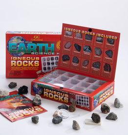 GeoCentral GeoCentral Earth Igneous Rocks Science Kit