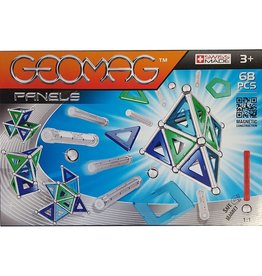 Geomag Geomag Panels 68 pc Magnetic Building Set