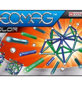 Geomag Geomag Color - 86 pc Magnetic Building Set