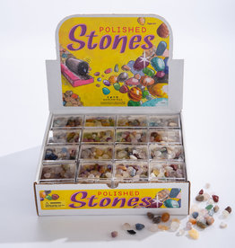 GeoCentral GeoCentral Stones to Go-Polished Stones in a Box
