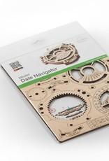 HQ Kites & Designs USA HQ Kites & Designs Ugears WoodenDate Navigator Model