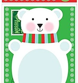 Ooly Ooly Dear Santa Letter Kit-Polar Bear