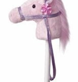 Aurora Aurora FANTASY Giddy-Up Friends Stick PONY PINK