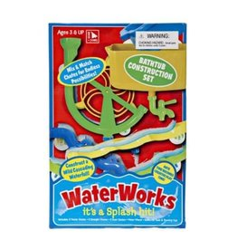 Reeve & Jones WaterWorks Bath Toy