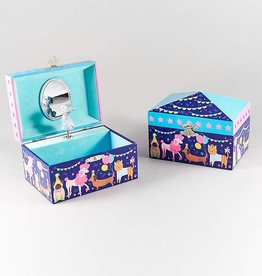 Floss & Rock Floss & Rock Pets Musical Jewelry Box  NO KEY!