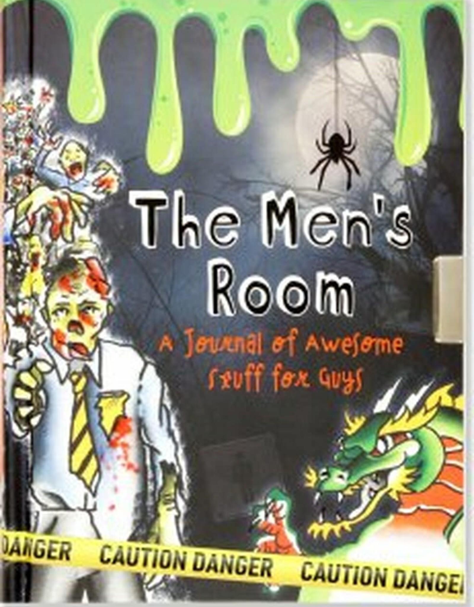 Peter Pauper Press, Inc. Peter Pauper The Men's Room Locking Journal