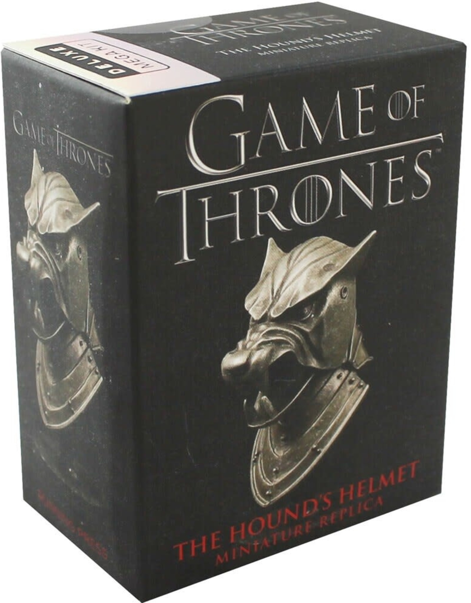 Hachette Running Press MINI: GAME OF THRONES: THE HOUND'S HELMET