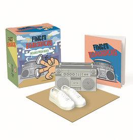 Hachette Running Press Mini Kit: Finger Breakdancing