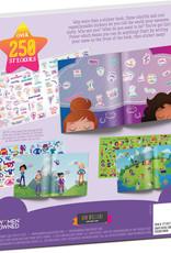 Ann Williams Group Ann Williams Craft-tastic Junior Girl Power Story Sticker Book