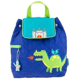 Stephen Joseph Stephen Joseph Quilted Backpack - Dragon